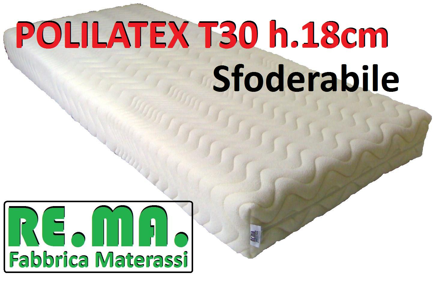 Materasso in Polilatex mod. EasyCotton