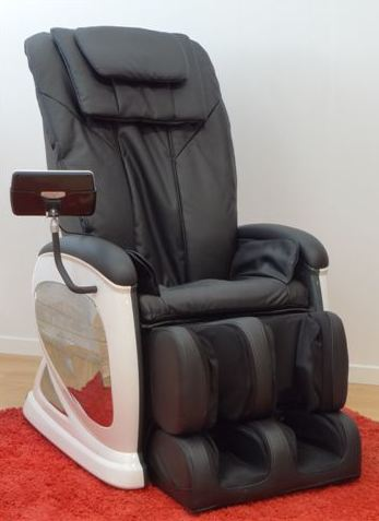 Poltrona mod. ORIONE con massaggio Shiatsu: kneading, stretching, tapping, knocking